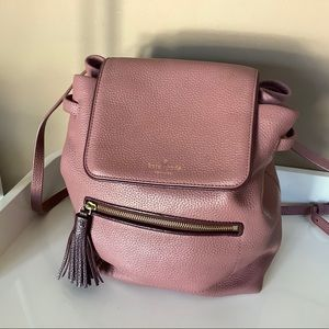 Kate Spade Kacy Chester Street Leather Backpack